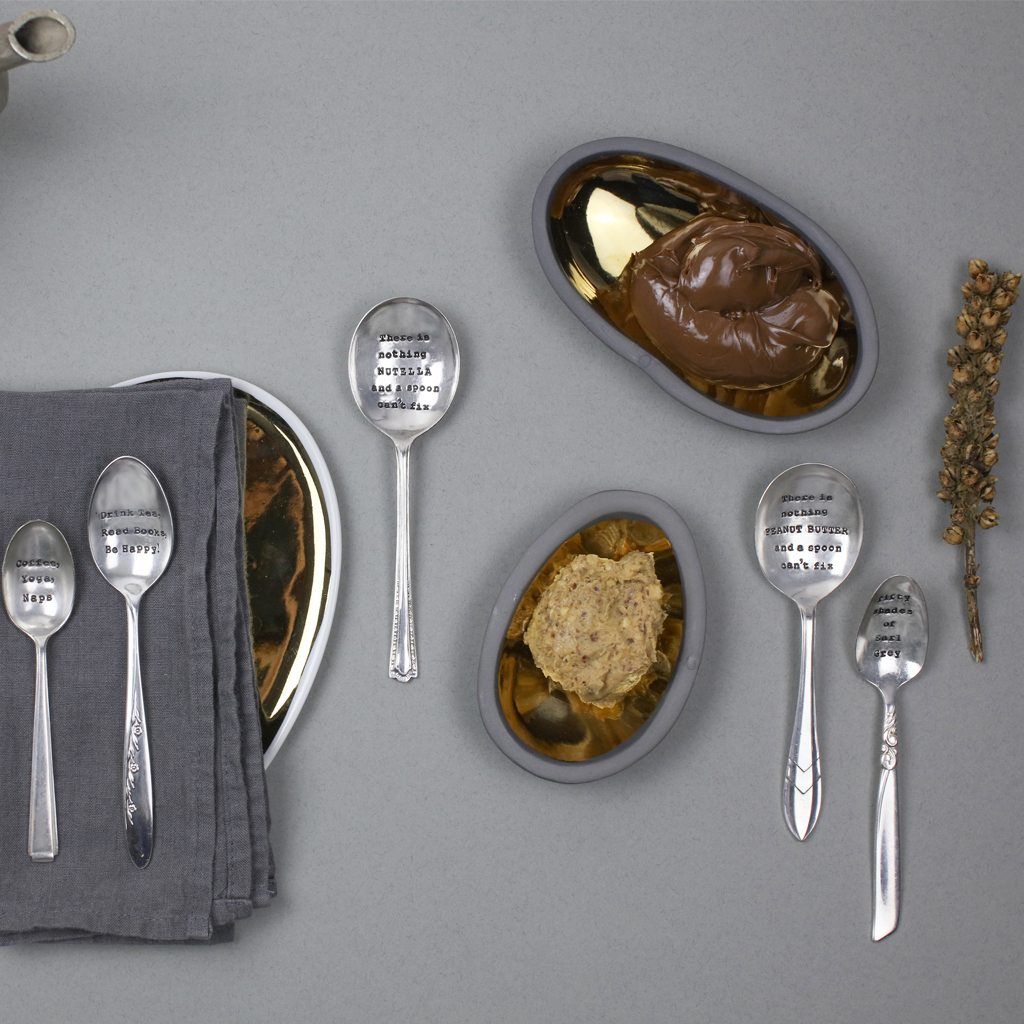 Teaspoon – 'Fifty Shades Of Earl Grey'