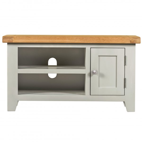 Willow Grey Small TV Unit