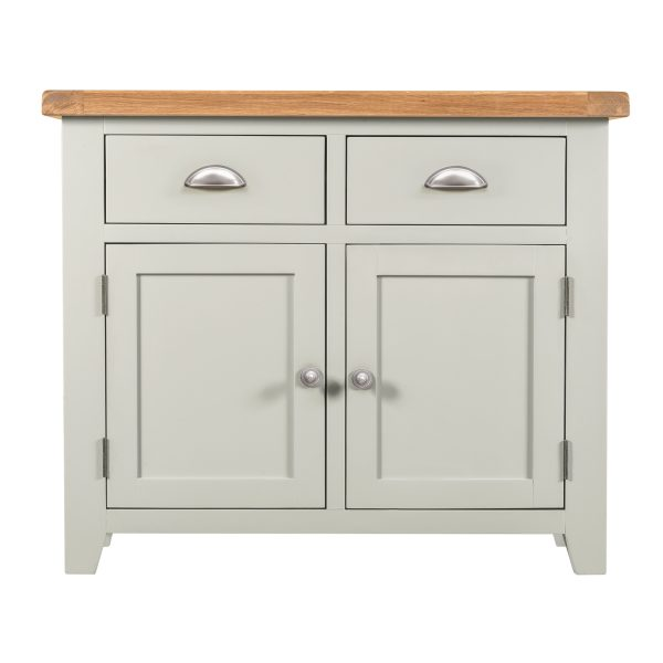 Willow Grey 2 Doors 2 Drawers Sideboard
