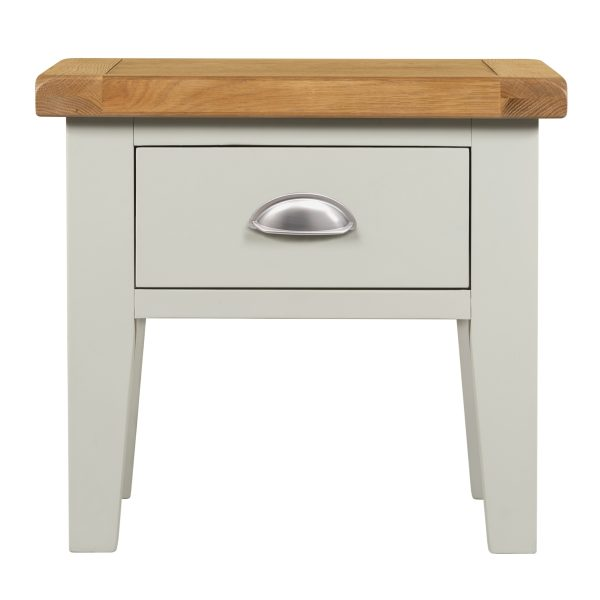 Willow Grey Lamp Table