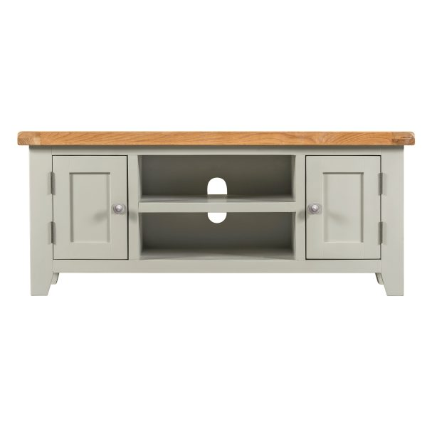 Willow Grey Large TV Unit