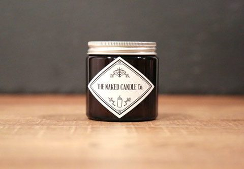 Small Signature - Tobacco Candle