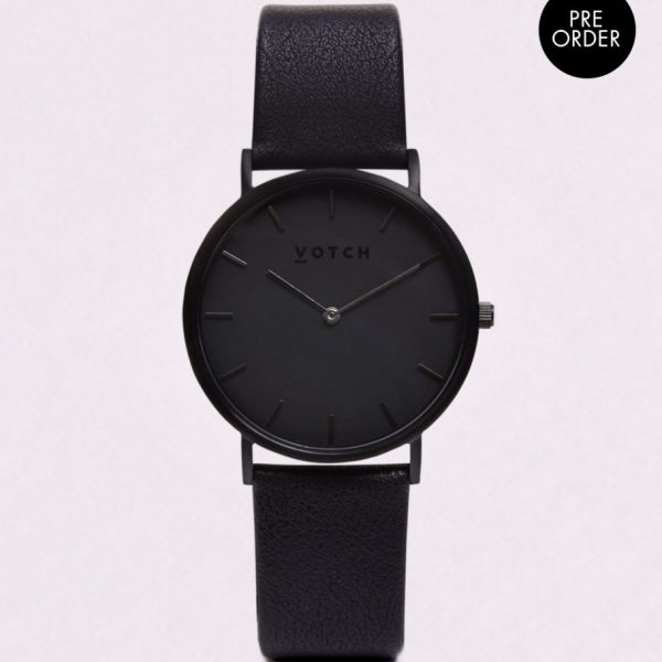 The All Black // Limited Edition