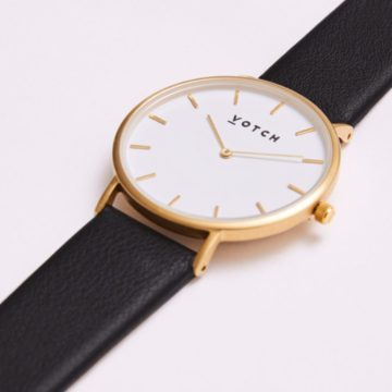 The Black & Gold Watch