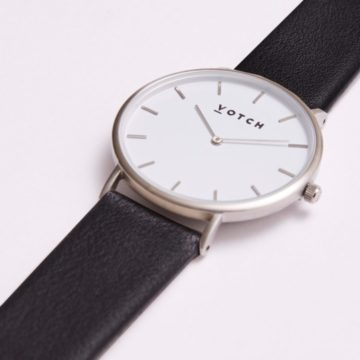 The Black & Silver Watch // Limited Edition