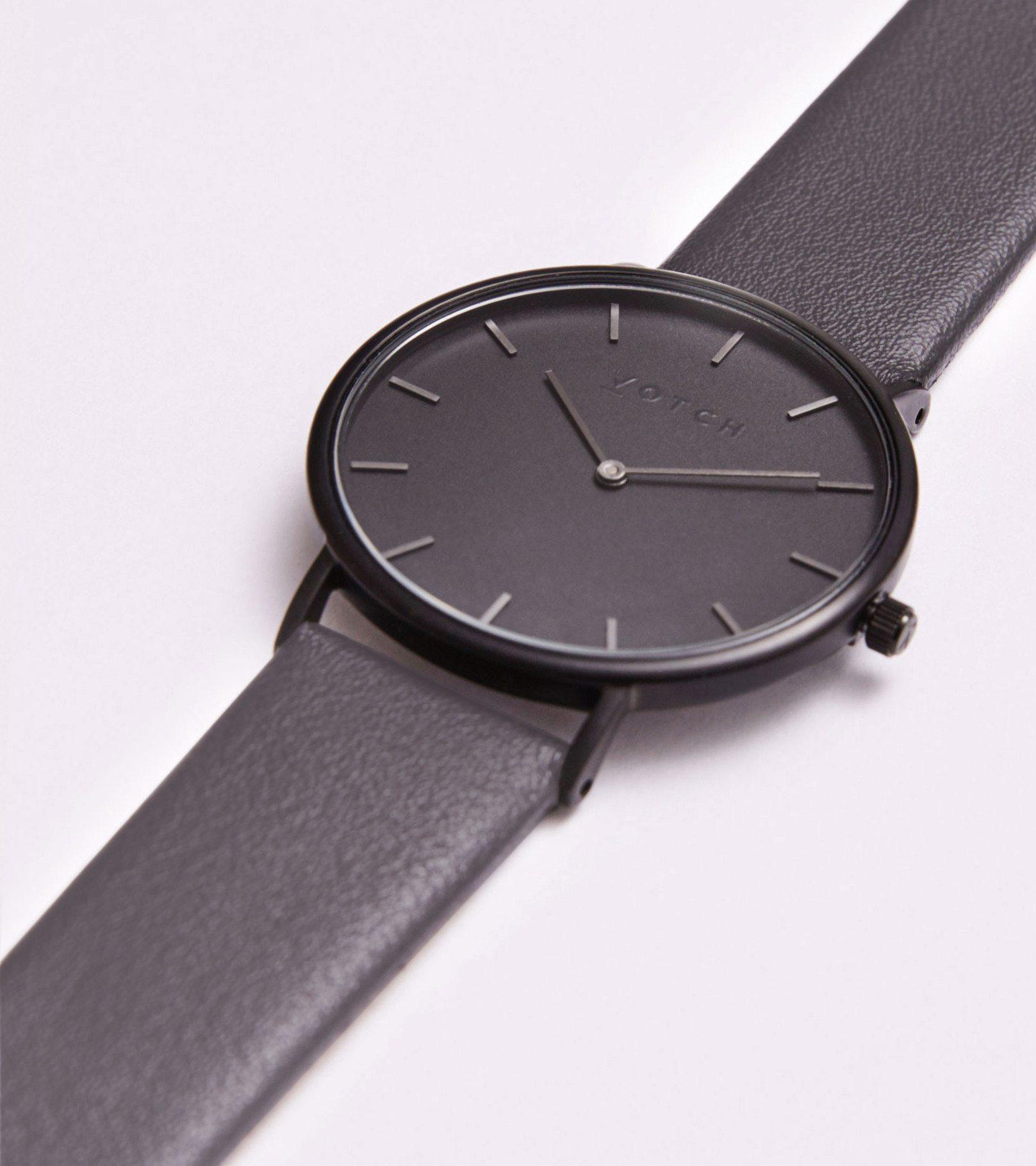 The Dark Grey Watch