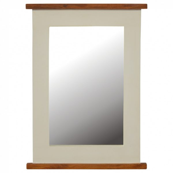 Mango Hill 2 Toned Rectangular Mirror Frame