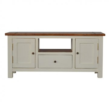 Mango Hill 2 Toned TV Stand