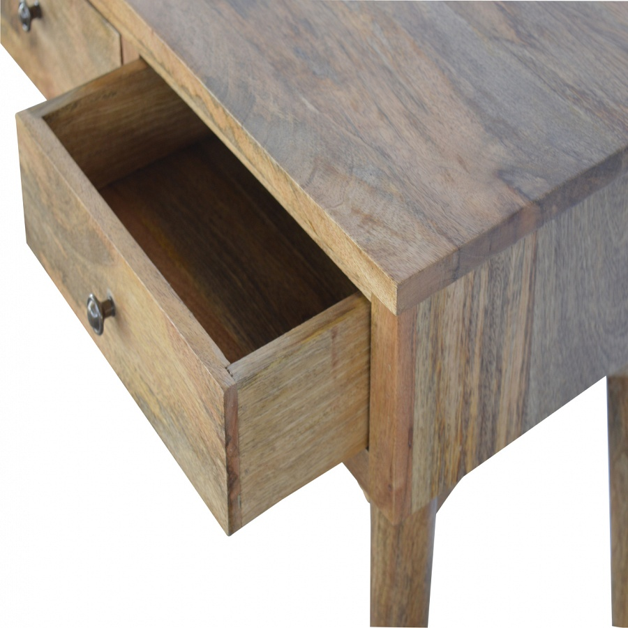 Mango Hill 3 Drawer Console Table