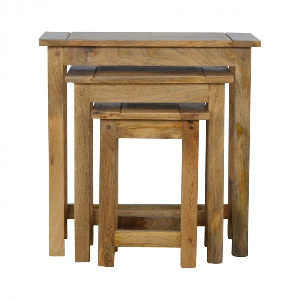 Mango Hill Stool Set of 3