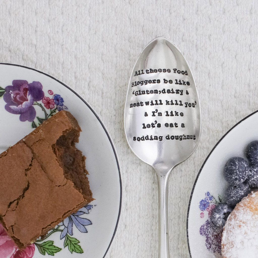 Serving Spoon – 'All These Food Bloggers Be Like'