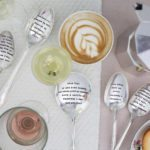 Serving Spoon - 'This Home Runs On Love Laughter & Prosecco'