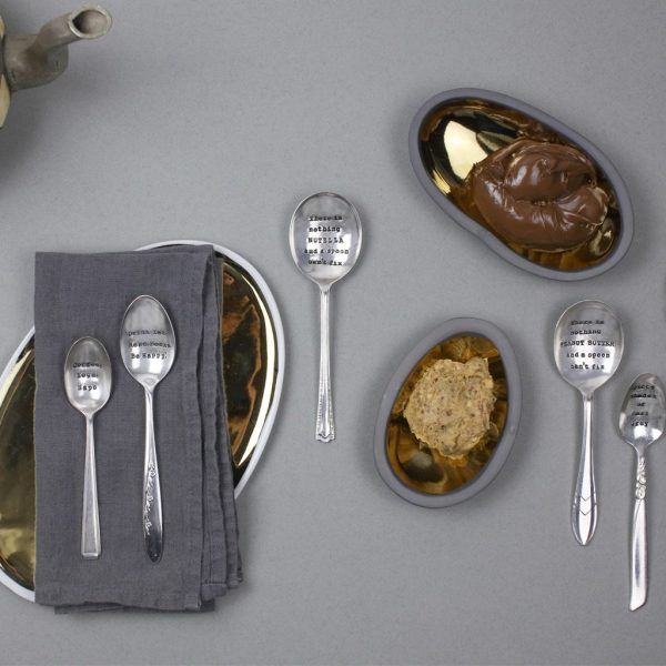 Teaspoon - 'There Is Nothing Nutella And A Spoon Can't Fix'