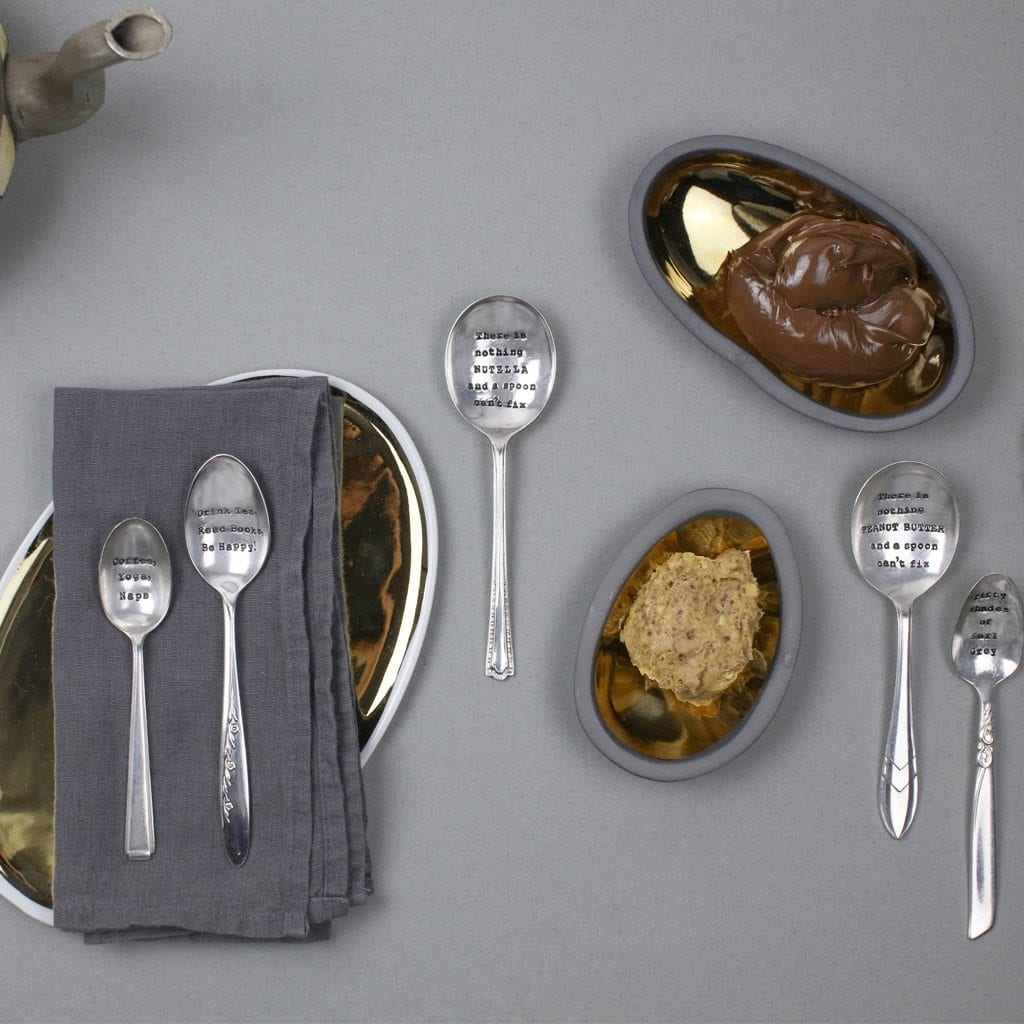 Teaspoon – 'There Is Nothing Nutella And A Spoon Can't Fix'