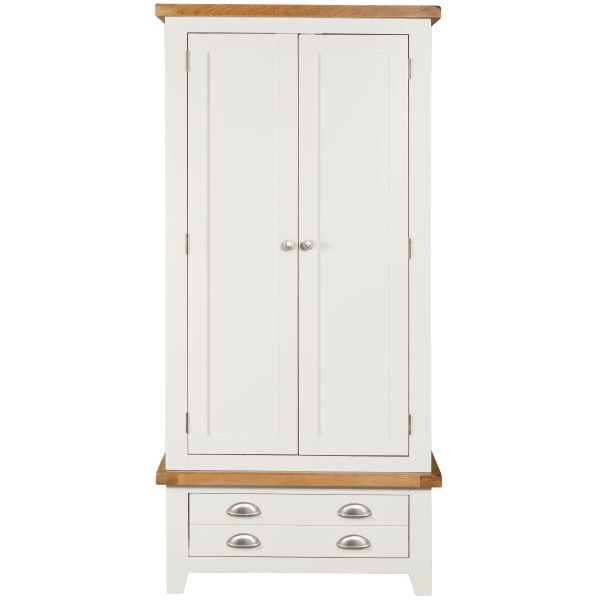 Willow White Large Bookcase