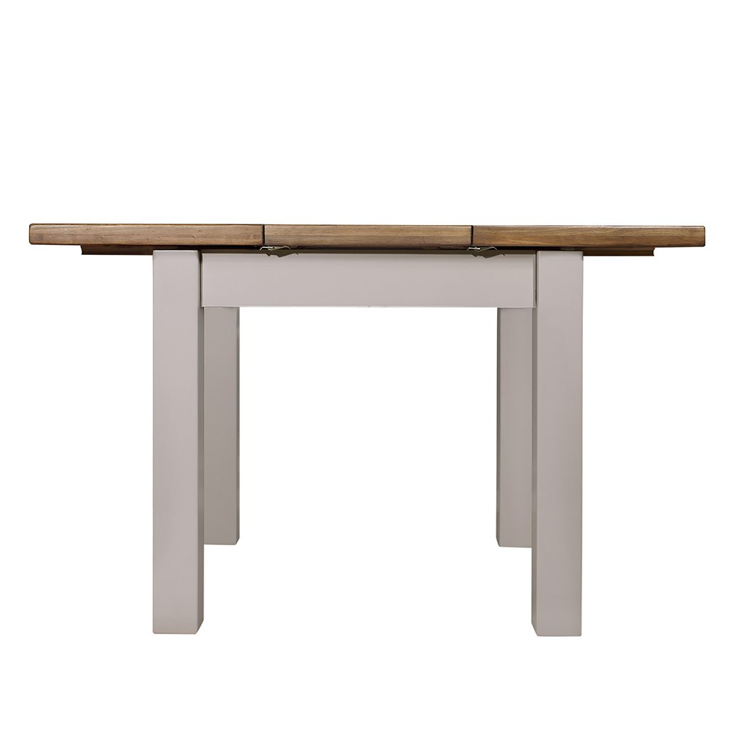 Gresford Grey Ext Table 900-1.3m
