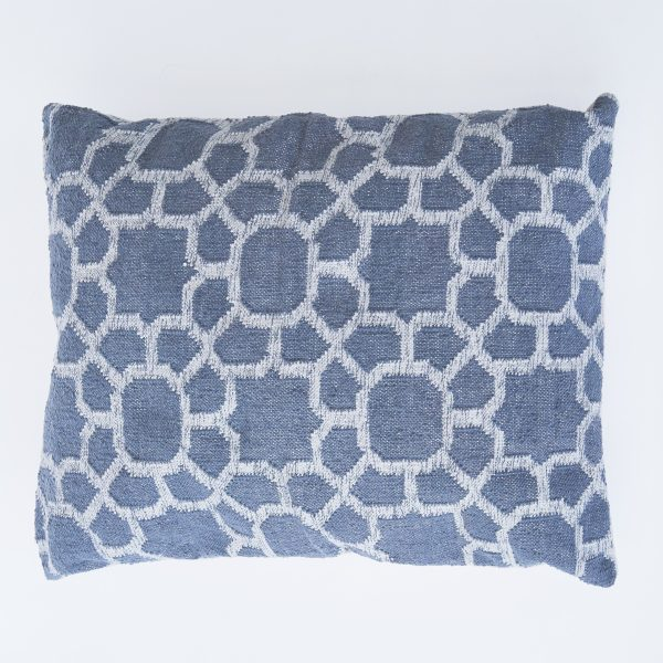 Kasbah Ink Floor Cushion