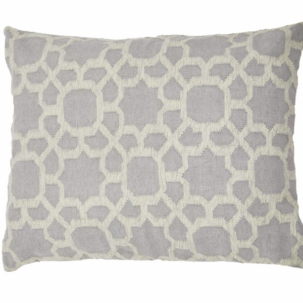 Kasbah Smoke Floor Cushion