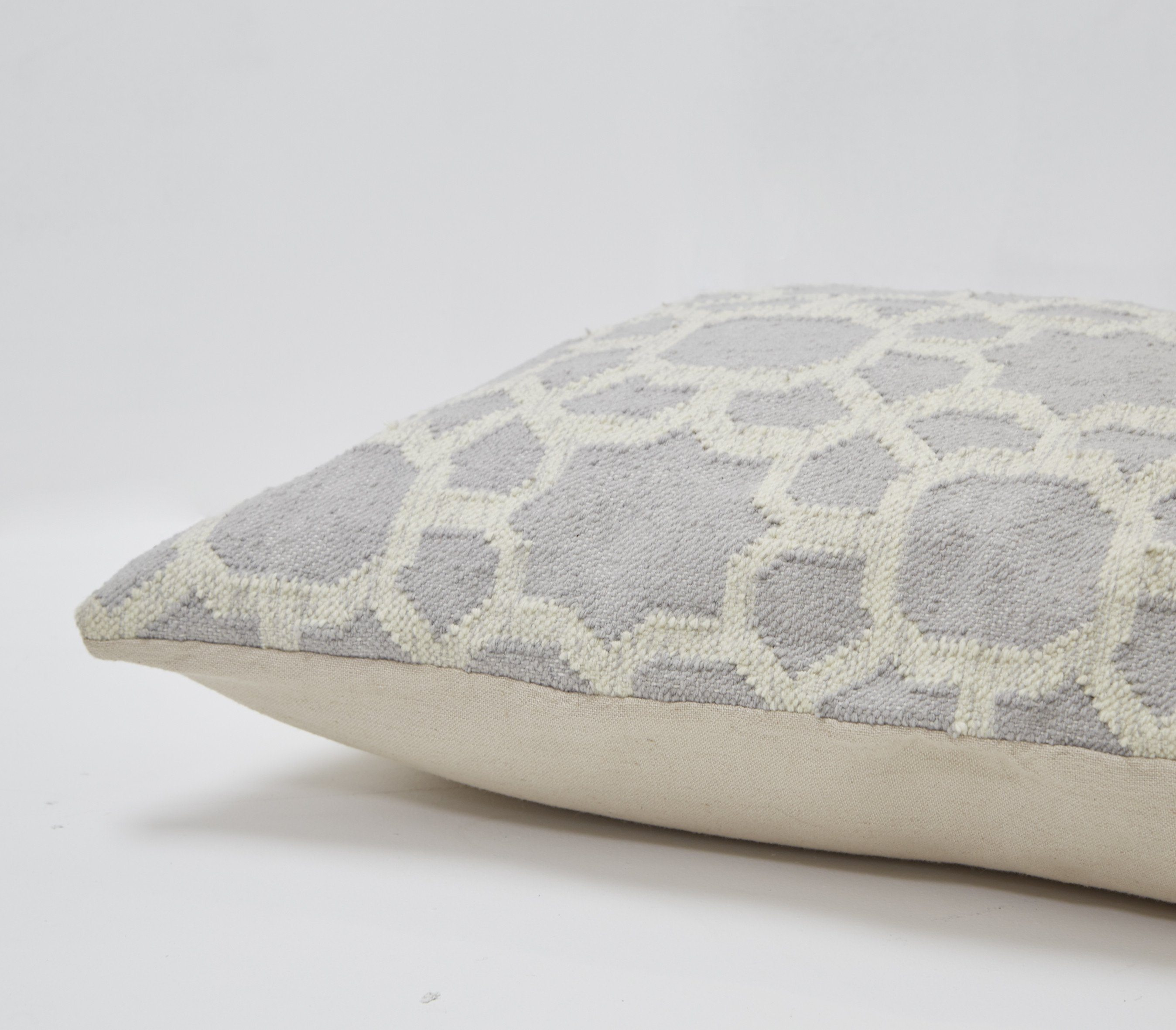 Eco Floor Pillows : Kasbah Smoke Floor Cushion The Haven Home Interiors