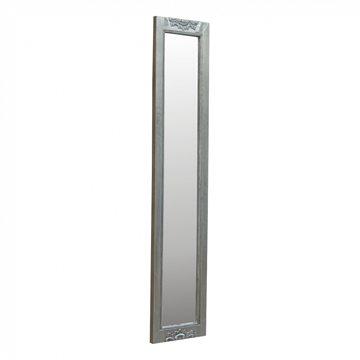 Mango Hill Silver Cladded Mirror Frame