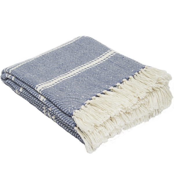 Oxford Stripe Blanket