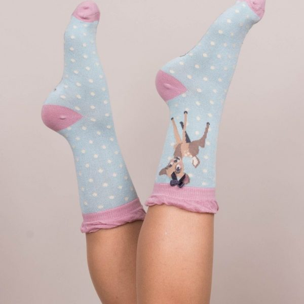 Ice Ankle Bambi Socks