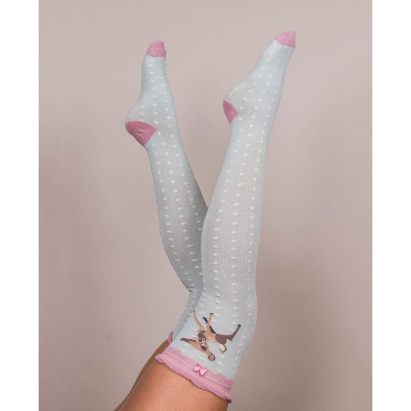 Long Bambi Socks