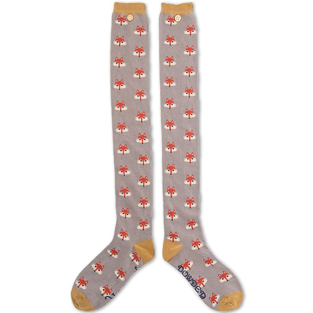 Long Mr Fox Socks