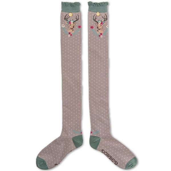 Long Stag Socks