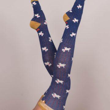 Long Westie Socks