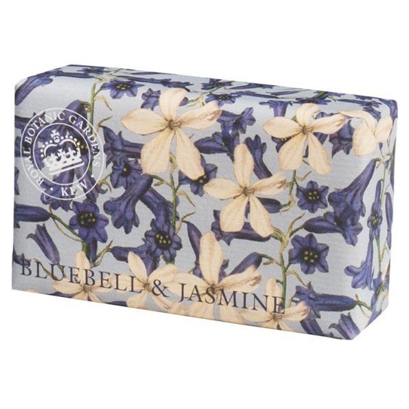 Bluebell & Jasmine Vintage Wrapped Soap