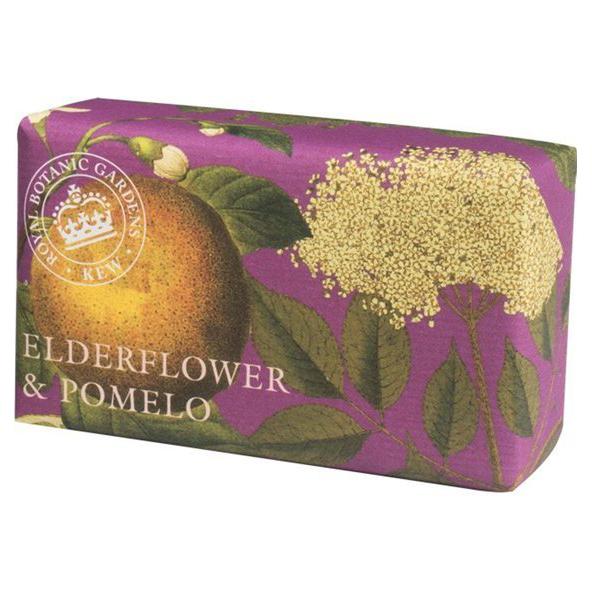 Elderflower Pomelo Vintage Wrapped Soap