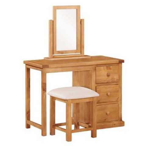 Delamere 3 Drawer Dressing Table