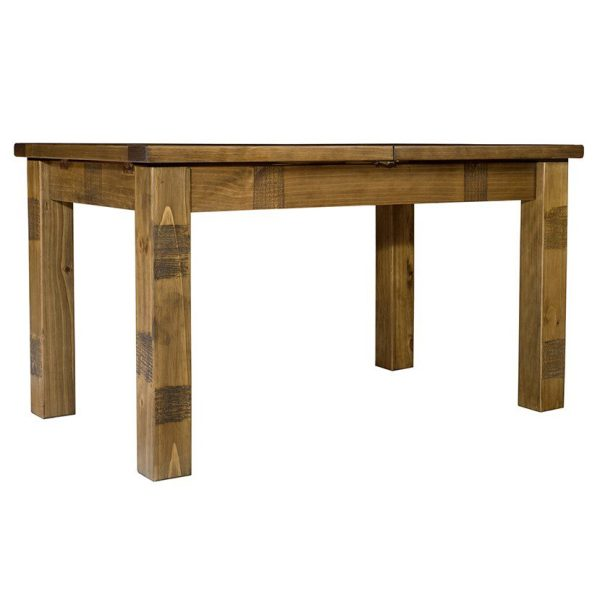 Gresford Rustic Ext Table 1.4-1.8m