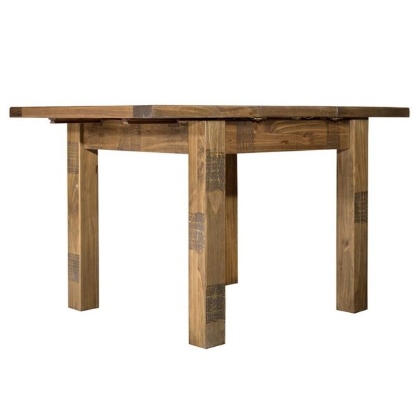 Gresford Rustic Ext Table 900-1.3m