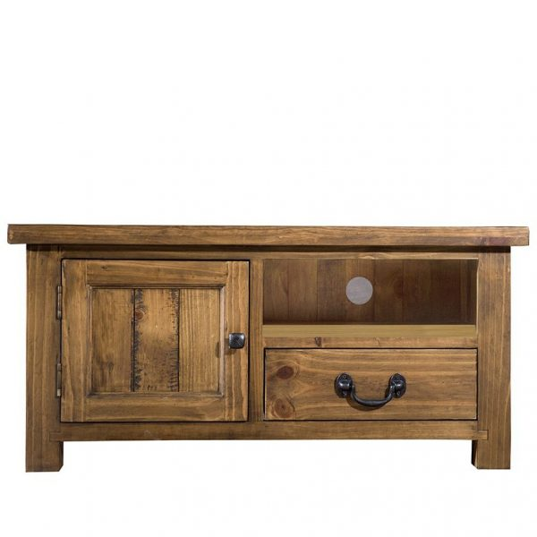 Gresford Rustic Small TV Unit