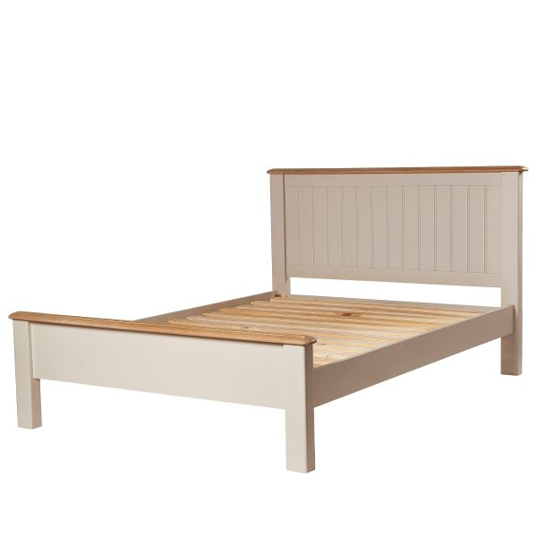 Marseille Putty Bedstead