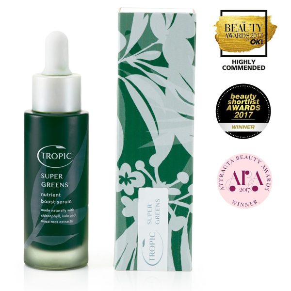 Super Greens Nutrient Boost Serum