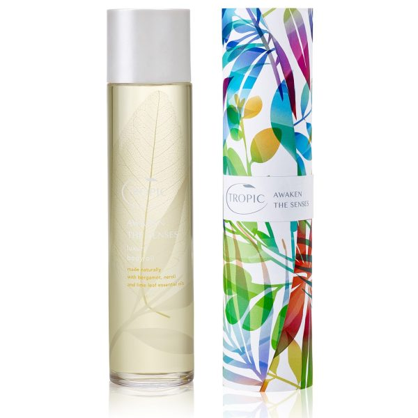 Awaken The Senses Luxury Body Oil