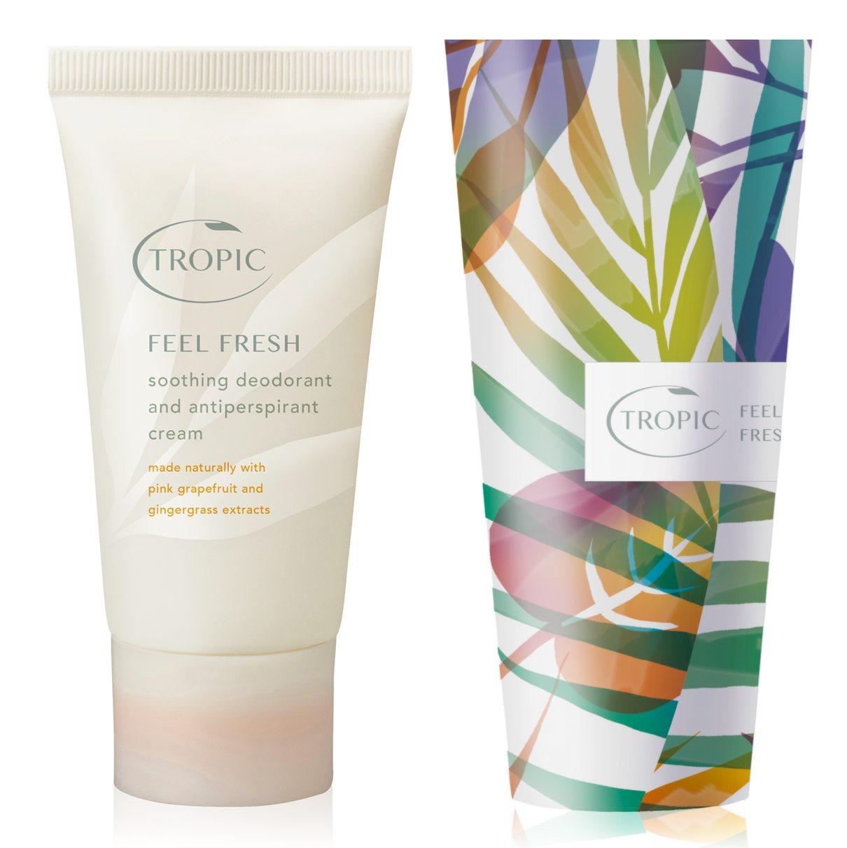 Feel Fresh Soothing Deodorant And Antiperspirant