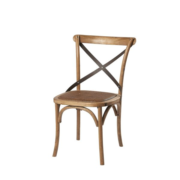 Liberty Bay Cross Arm Chair 1