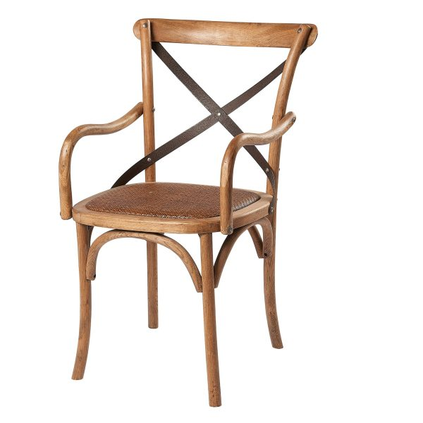 Liberty Bay Cross Arm Chair