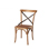 Liberty Bay Cross Chair