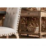 Milan Natural Dining Chair