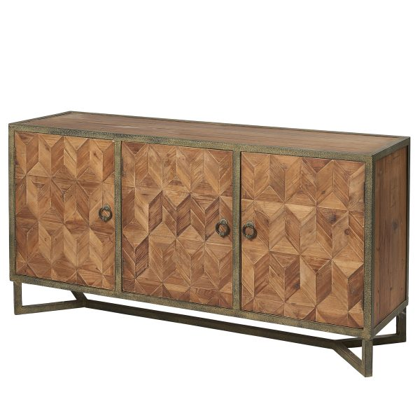 Liberty Bay 3 Door Sideboard
