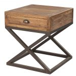 Liberty Bay 1 Drawer Lamp Table