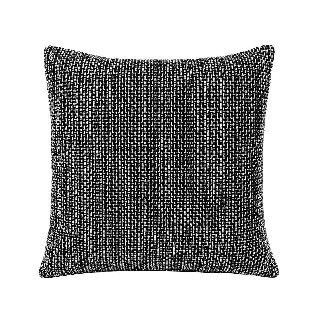 Black Weave Cushion