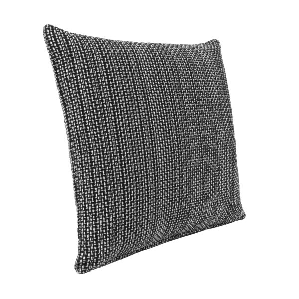 Black Weave Cushion