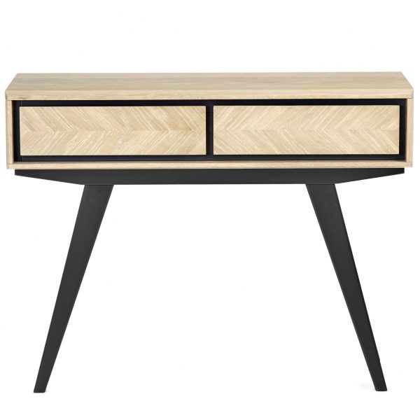 Brunel Console Table With Drawers