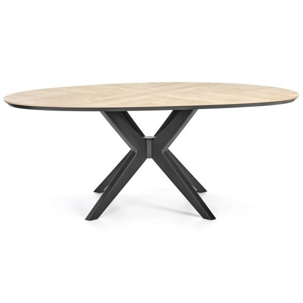 Brunel Elliptical Dining Table